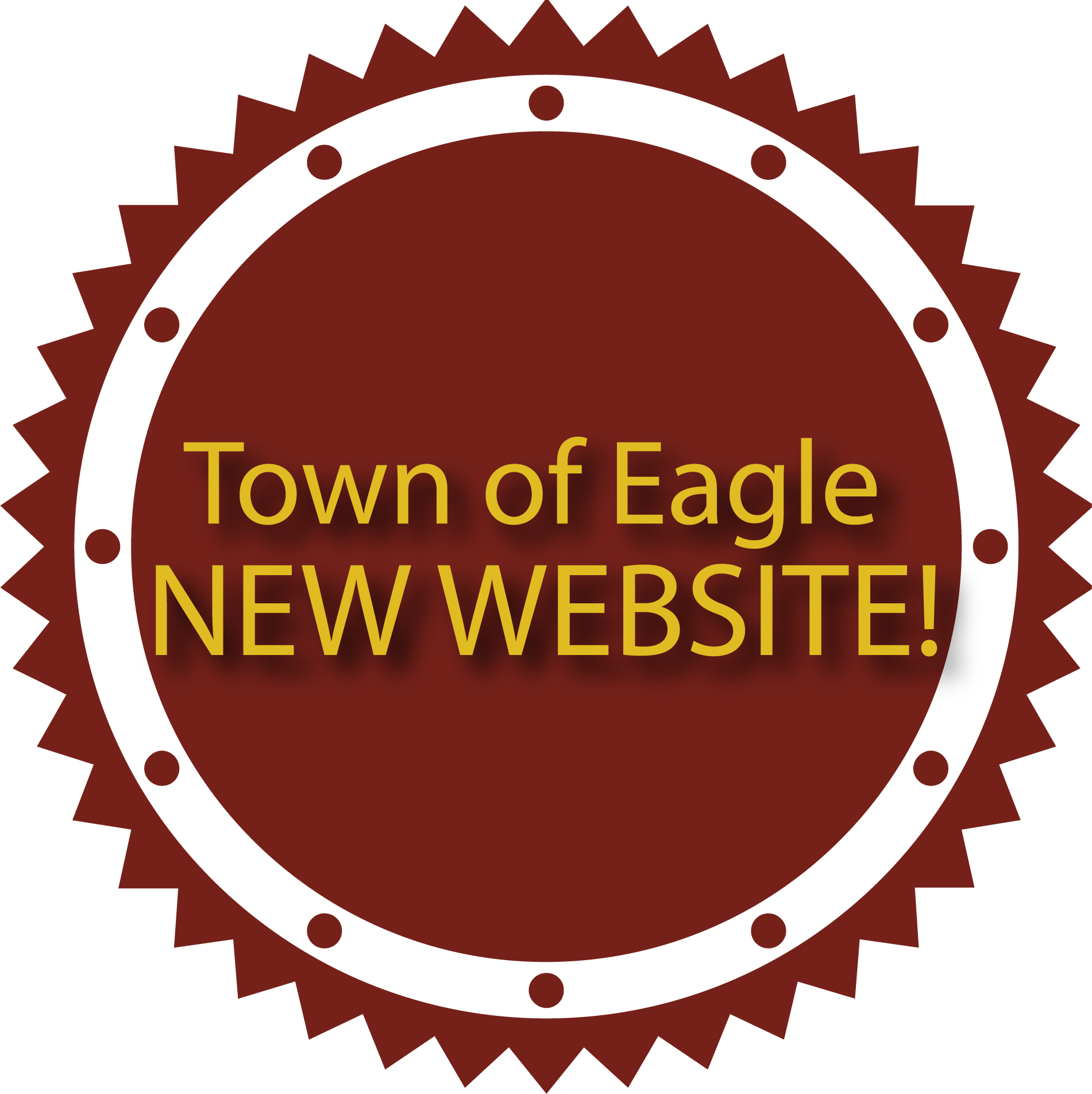 Town of Eagle— NEW WEBSITE!